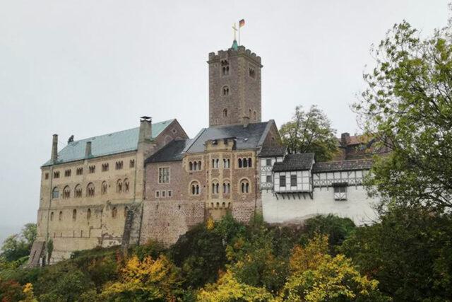 Kurzer Ausflug nach Thüringen
