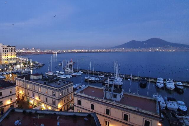 Neapel, Pompeji und Salerno