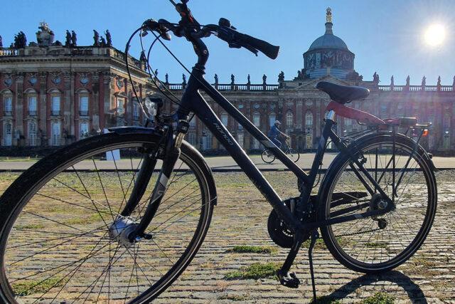 Potsdamer Radtouren im Sommer 2020