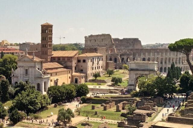 Rückblick: Rom – Eine Liebe auf den ersten Blick