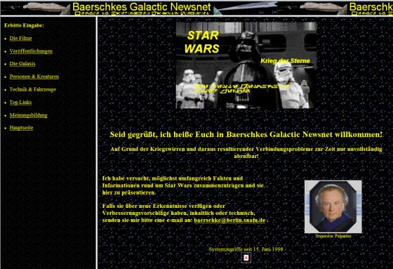 Star Wars 1998