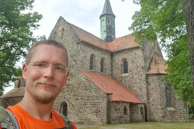 Radtour zum Kloster Zinna