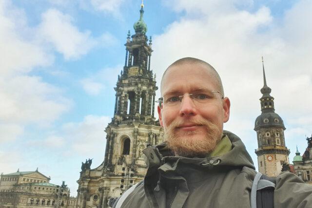 Bildungsreise nach Dresden